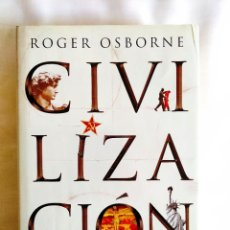 Libros: OSBORNE: CIVILIZACIÓN. Lote 242189685