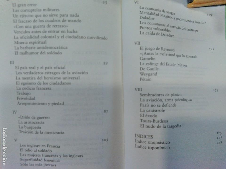 Libros: LA AGONÍA DE FRANCIA. MANUEL CHAVES NOGALES. LIBROS DEL ASTEROIDE. (FOTOS ADICIONALES) - Foto 2 - 248149615