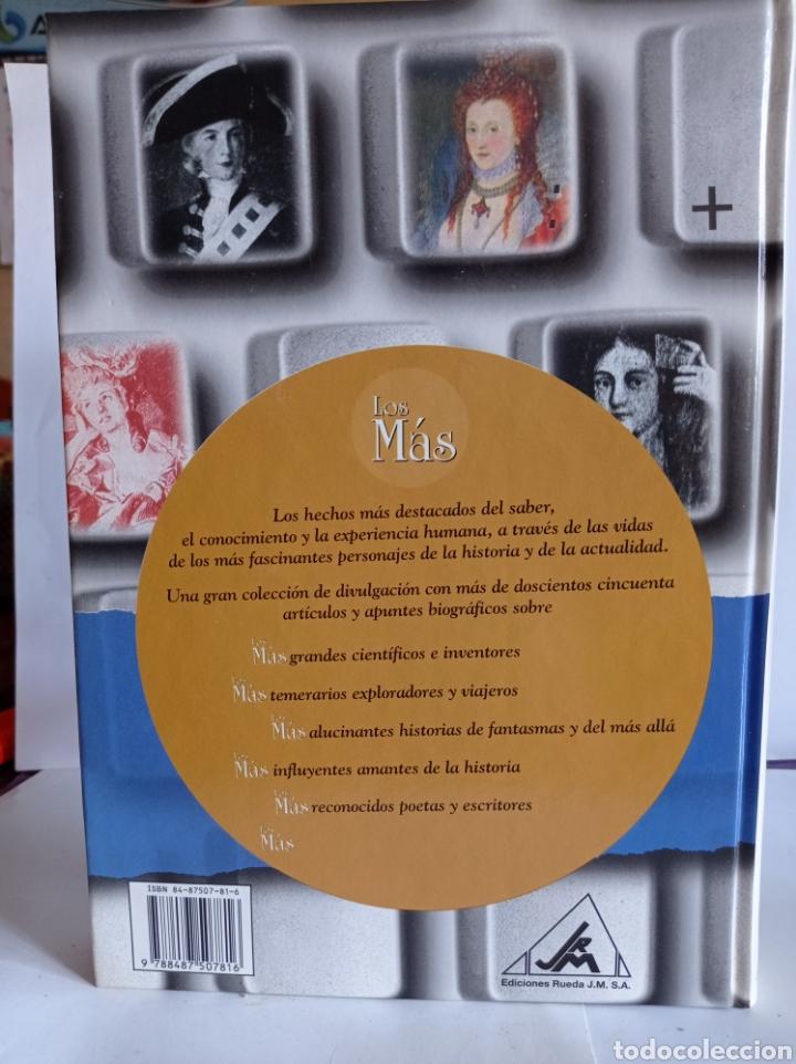 """Libros: LIBRO,"""" LOS MAS INFLUYENTES AMANTES DE LA HISTORIA"""". DE CARLOS BERBELL,EDICIONES RUEDA-1998. TAPA DU - Foto 2 - 248214195"""