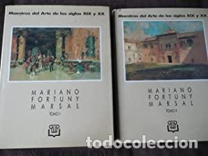 MARIANO FORTUNY MARSAL VOL. II GONZÁLEZ, CARLOS (1947- )/ MARTÍ, MONTSE RÀFOLS, 1989. ENCUADERNACI (Libros Nuevos - Historia - Historia Universal)