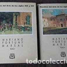 Libros: MARIANO FORTUNY MARSAL VOL. II GONZÁLEZ, CARLOS (1947- )/ MARTÍ, MONTSE RÀFOLS, 1989. ENCUADERNACI. Lote 239751515