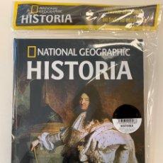 Libros: COLECCIÓN HISTORIA NATIONAL GEOGRAPHIC LAS MONARQUIAS ABSOLUTAS. Lote 250167950