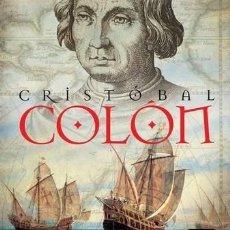 Libros: ATLAS ILUSTRADO CRISTÓBAL COLÓN. Lote 251228105
