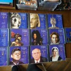 Libros: LA HISTORIA Y SUS PROTAGONISTAS. CDROM. Lote 251955915