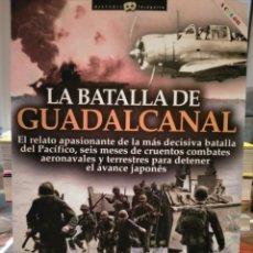 Livros: JOSÉ MANUEL GUTIÉRREZ . LA BATALLA DE GUADALCANAL . NOWTILUS. Lote 254290430