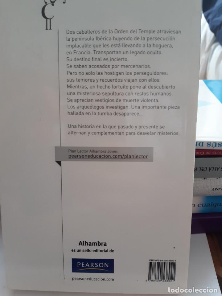 Libros: LA CRIPTA DE LOS TEMPLARIOS MANUEL NONIDEZ - Foto 2 - 260793275