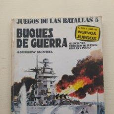 Libros: JUEGOS DE LAS BATALLAS 5. Lote 262700040