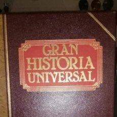 Libros: GRAN HISTORIA UNIVERSAL. Lote 268260024