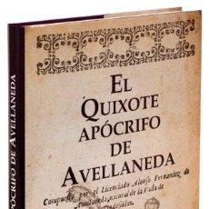 Libros: EL QUIJOTE DE AVELLANEDA. Lote 270686503
