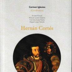 Libros: HERNÁN CORTÉS (CARMEN IGLESIAS - COORD.) SERIE ESTUDIOS - R.A.Hª 2021. Lote 271380988