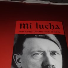 Livros: MEIN KAMPF (MI LUCHA) AÑO 2003. Lote 274901553