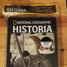 Livres: HISTORIA NATIONAL GEOGRAPHIC GUILLERMO I EL CONQUISTADOR. Lote 275680143