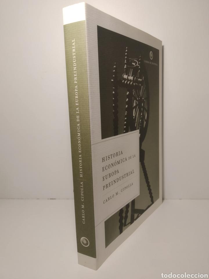 Libros: Historia económica de la Europa preindustrial Carlo M. Cipolla - Foto 3 - 287047073