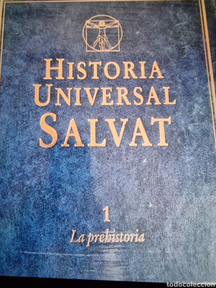 Libros: enciclopedia de Historia universal Salvat 17 tomos de la prehistoria al siglo XX - Foto 4 - 288577218