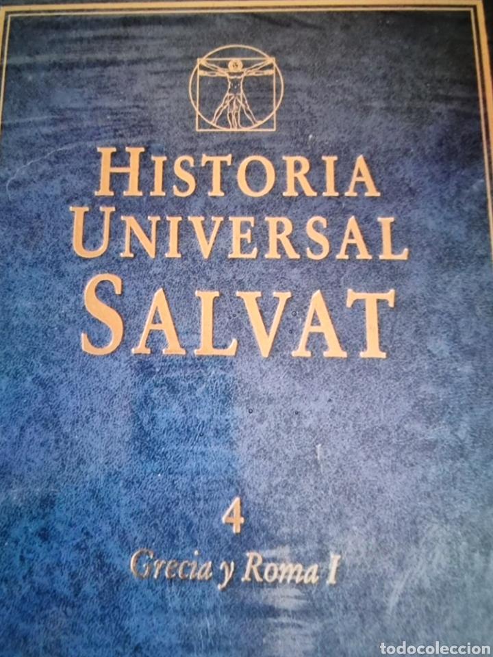 Libros: enciclopedia de Historia universal Salvat 17 tomos de la prehistoria al siglo XX - Foto 5 - 288577218