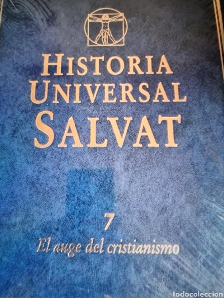 Libros: enciclopedia de Historia universal Salvat 17 tomos de la prehistoria al siglo XX - Foto 6 - 288577218
