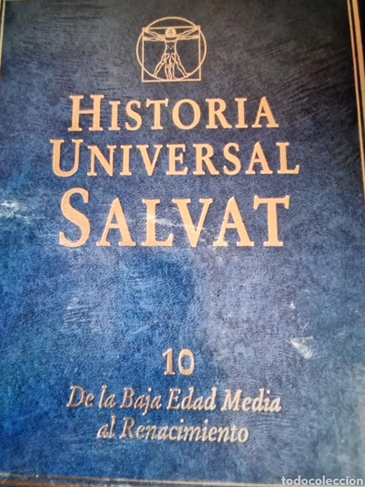 Libros: enciclopedia de Historia universal Salvat 17 tomos de la prehistoria al siglo XX - Foto 7 - 288577218
