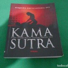 Libros: PEQUEÑA ENCICLOPEDIA DEL KAMASUTRA VERSION INDIA - TIKAL -SUSAETA. Lote 290295928
