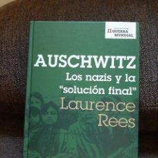 Libros: AUSCHWITZ. LOS NAZIS Y LA SOLUCIÓN FINAL.. Lote 293318678