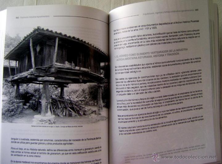 Libros: PATRIMONIO INDUSTRIAL AGROALIMENTARIO. COLECCIÓN LOS OJOS DE LA MEMORIA - Foto 2 - 41484786