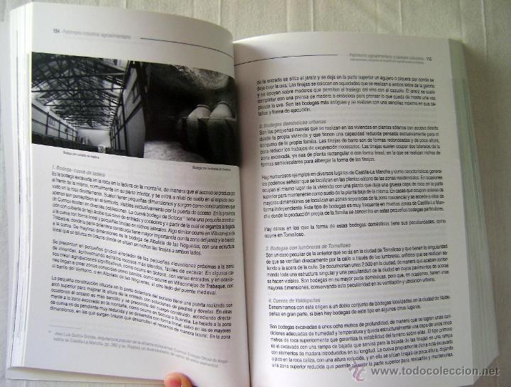 Libros: PATRIMONIO INDUSTRIAL AGROALIMENTARIO. COLECCIÓN LOS OJOS DE LA MEMORIA - Foto 4 - 41484786