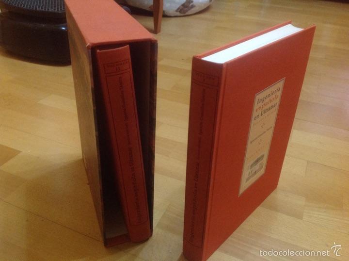 Libros: Ingeniería española en Ultramar, siglos XVI - XIX - Foto 2 - 54085413