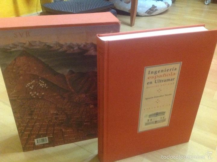 Libros: Ingeniería española en Ultramar, siglos XVI - XIX - Foto 3 - 54085413