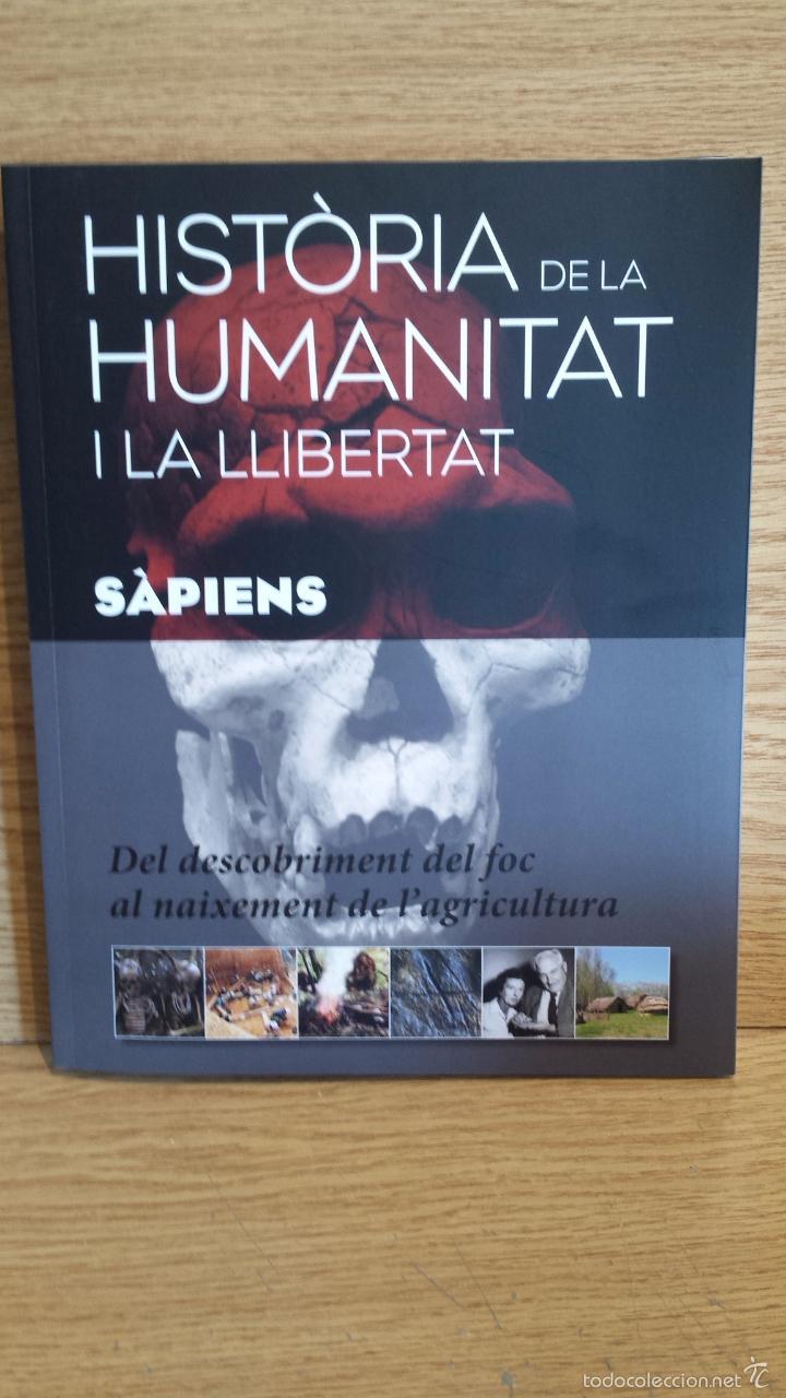 SÀPIENS. HISTÒRIA DE LA HUMANITAT I LA LLIBERTAT. VOL 1. / LIBRO NUEVO. (Libros Nuevos - Historia - Otros)