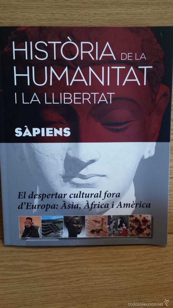 SÀPIENS. HISTÒRIA DE LA HUMANITAT I LA LLIBERTAT. VOL 3. / LIBRO NUEVO. (Libros Nuevos - Historia - Otros)