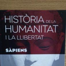 Libros: SÀPIENS. HISTÒRIA DE LA HUMANITAT I LA LLIBERTAT. VOL 3. / LIBRO NUEVO.. Lote 55933313
