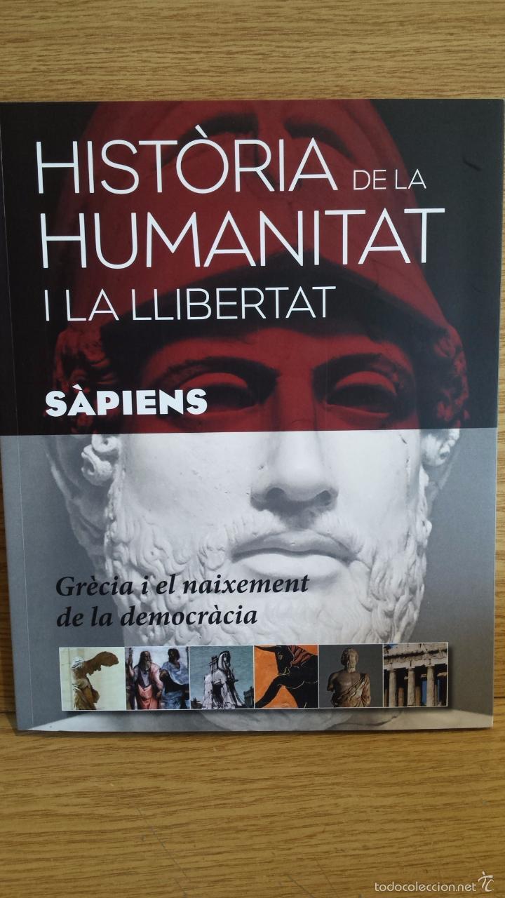 SÀPIENS. HISTÒRIA DE LA HUMANITAT I LA LLIBERTAT. VOL 4. / LIBRO NUEVO. (Libros Nuevos - Historia - Otros)