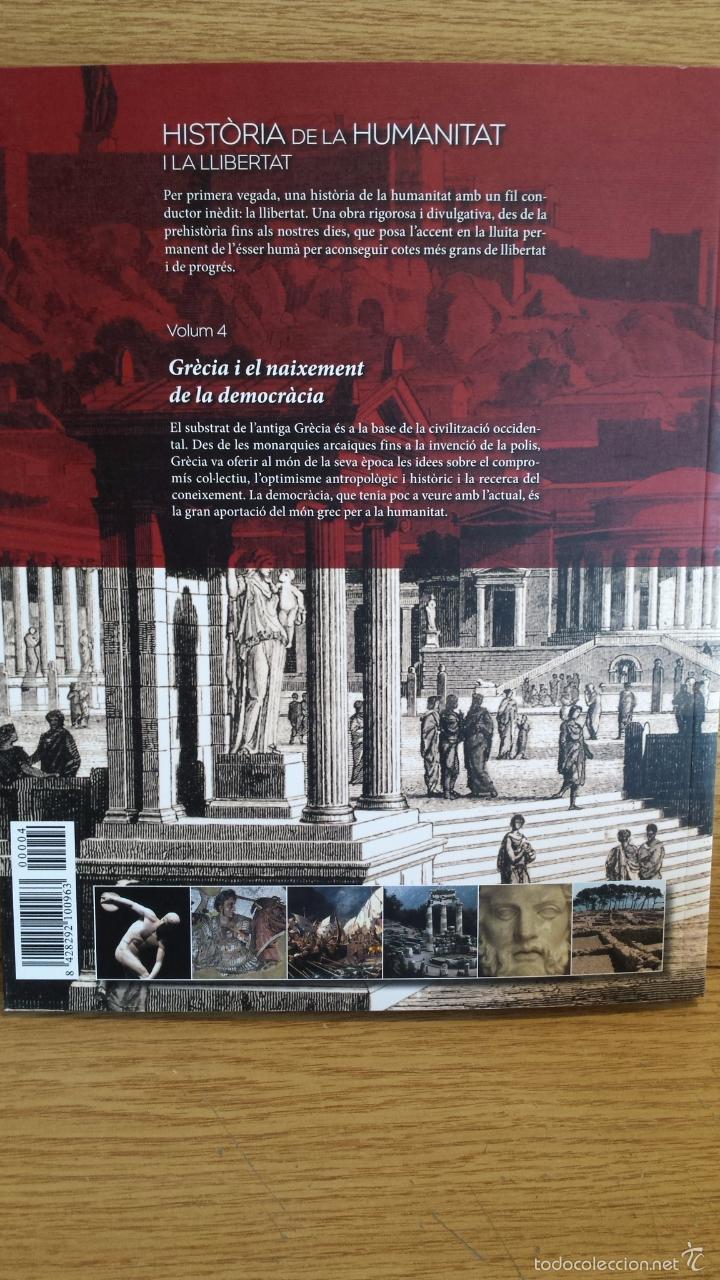 Libros: SÀPIENS. HISTÒRIA DE LA HUMANITAT I LA LLIBERTAT. VOL 4. / LIBRO NUEVO. - Foto 2 - 55933350