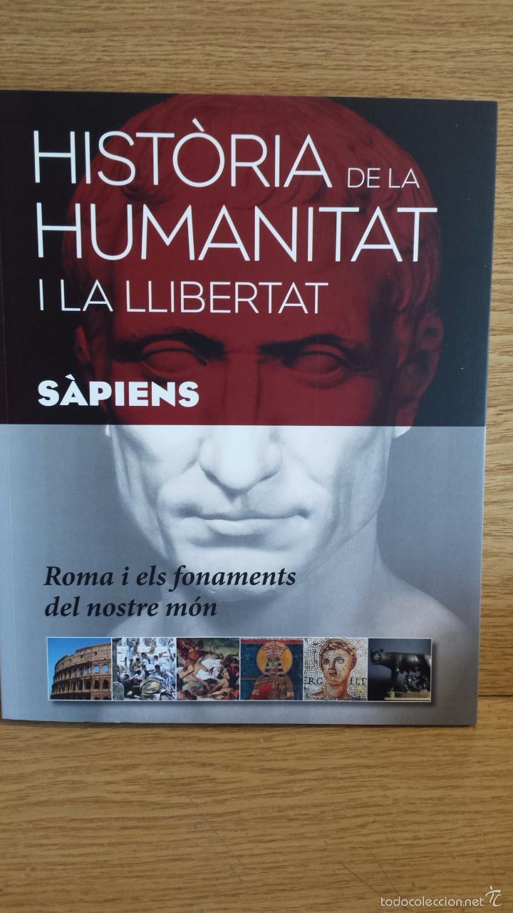 SÀPIENS. HISTÒRIA DE LA HUMANITAT I LA LLIBERTAT. VOL 5. / LIBRO NUEVO. (Libros Nuevos - Historia - Otros)