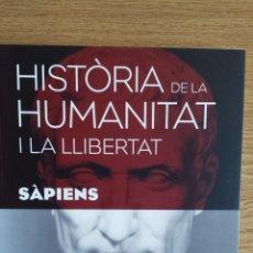 Libros: SÀPIENS. HISTÒRIA DE LA HUMANITAT I LA LLIBERTAT. VOL 5. / LIBRO NUEVO.. Lote 55933381