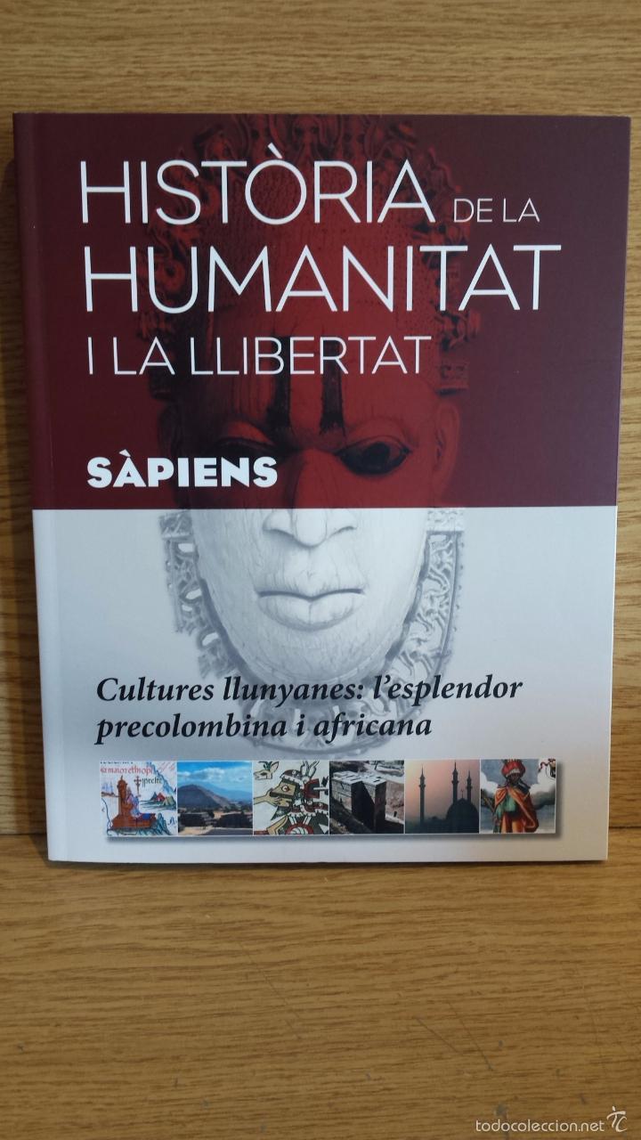 SÀPIENS. HISTÒRIA DE LA HUMANITAT I LA LLIBERTAT. VOL 7. / LIBRO NUEVO. (Libros Nuevos - Historia - Otros)
