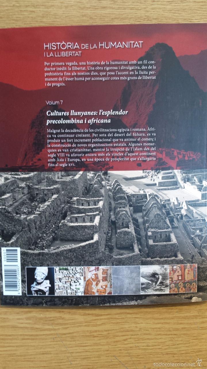 Libros: SÀPIENS. HISTÒRIA DE LA HUMANITAT I LA LLIBERTAT. VOL 7. / LIBRO NUEVO. - Foto 2 - 55933573