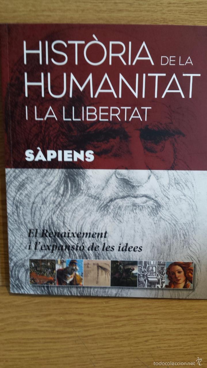 SÀPIENS. HISTÒRIA DE LA HUMANITAT I LA LLIBERTAT. VOL 8. / LIBRO NUEVO. (Libros Nuevos - Historia - Otros)