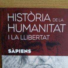Libros: SÀPIENS. HISTÒRIA DE LA HUMANITAT I LA LLIBERTAT. VOL 8. / LIBRO NUEVO.. Lote 55933913