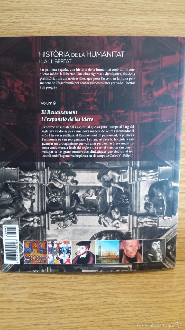 Libros: SÀPIENS. HISTÒRIA DE LA HUMANITAT I LA LLIBERTAT. VOL 8. / LIBRO NUEVO. - Foto 2 - 55933913