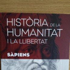 Libros: SÀPIENS. HISTÒRIA DE LA HUMANITAT I LA LLIBERTAT. VOL 9. / LIBRO NUEVO.. Lote 55933961