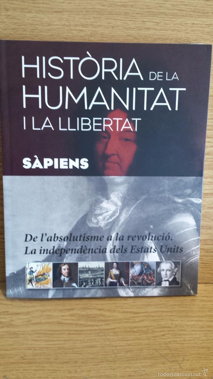 SÀPIENS. HISTÒRIA DE LA HUMANITAT I LA LLIBERTAT. VOL 11. / LIBRO NUEVO. (Libros Nuevos - Historia - Otros)