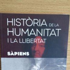 Libros: SÀPIENS. HISTÒRIA DE LA HUMANITAT I LA LLIBERTAT. VOL 11. / LIBRO NUEVO.. Lote 55934067