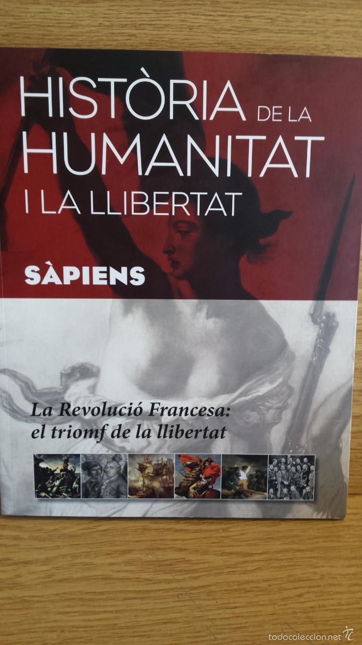 SÀPIENS. HISTÒRIA DE LA HUMANITAT I LA LLIBERTAT. VOL 12. / LIBRO NUEVO. (Libros Nuevos - Historia - Otros)