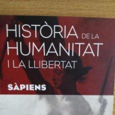 Libros: SÀPIENS. HISTÒRIA DE LA HUMANITAT I LA LLIBERTAT. VOL 12. / LIBRO NUEVO.. Lote 55934119