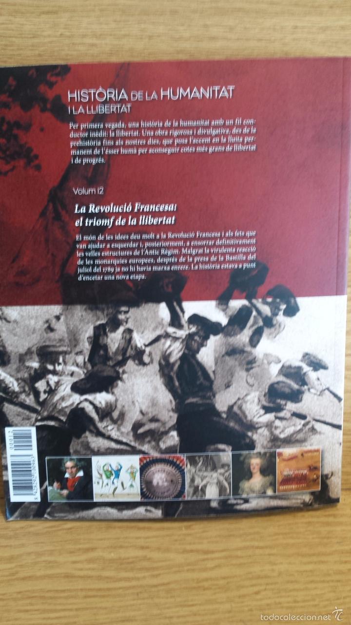 Libros: SÀPIENS. HISTÒRIA DE LA HUMANITAT I LA LLIBERTAT. VOL 12. / LIBRO NUEVO. - Foto 2 - 55934119