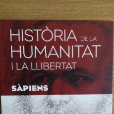 Libros: SÀPIENS. HISTÒRIA DE LA HUMANITAT I LA LLIBERTAT. VOL 14. / LIBRO NUEVO.. Lote 55934170