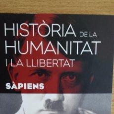 Libros: SÀPIENS. HISTÒRIA DE LA HUMANITAT I LA LLIBERTAT. VOL 16. / LIBRO NUEVO.. Lote 55934268
