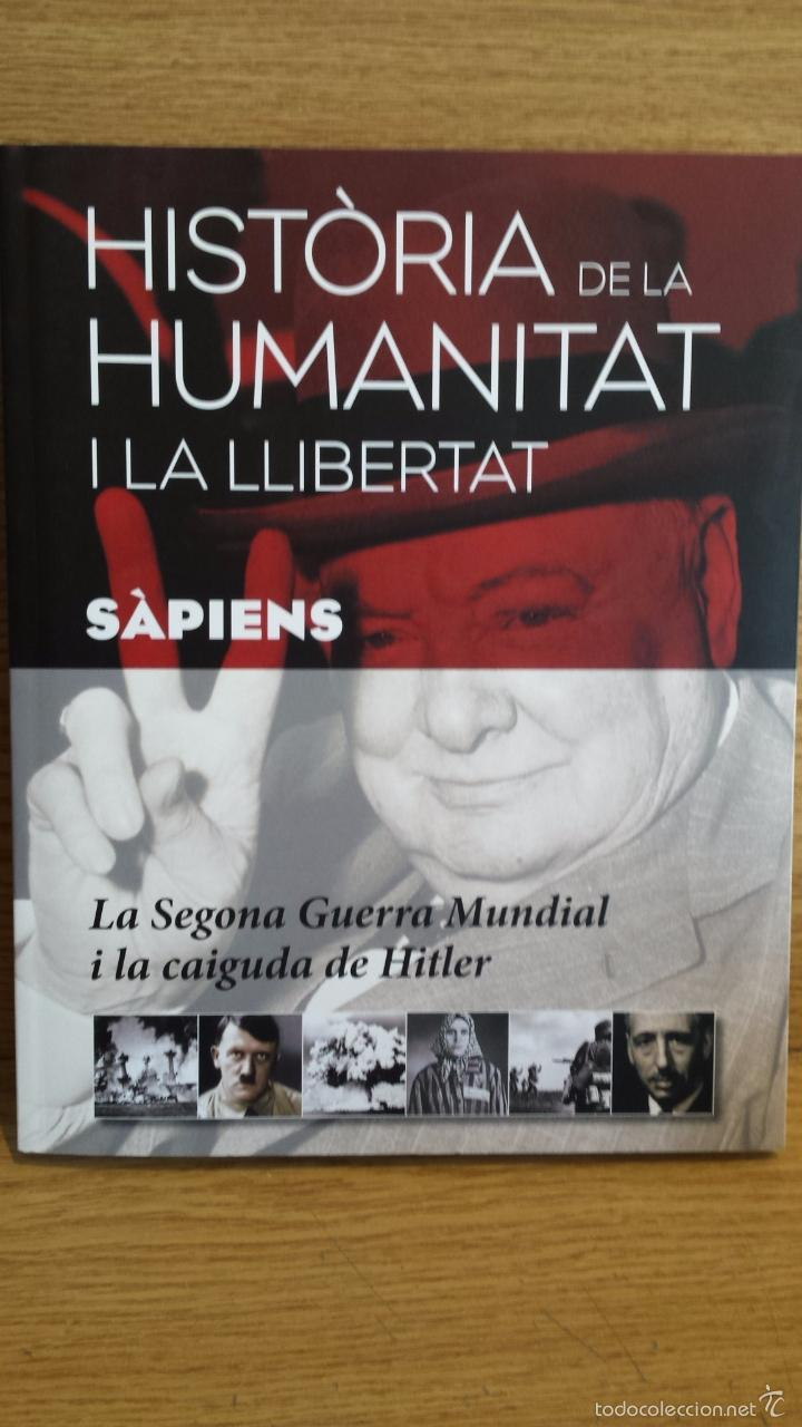 SÀPIENS. HISTÒRIA DE LA HUMANITAT I LA LLIBERTAT. VOL 17. / LIBRO NUEVO. (Libros Nuevos - Historia - Otros)