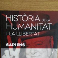 Libros: SÀPIENS. HISTÒRIA DE LA HUMANITAT I LA LLIBERTAT. VOL 17. / LIBRO NUEVO.. Lote 55934300