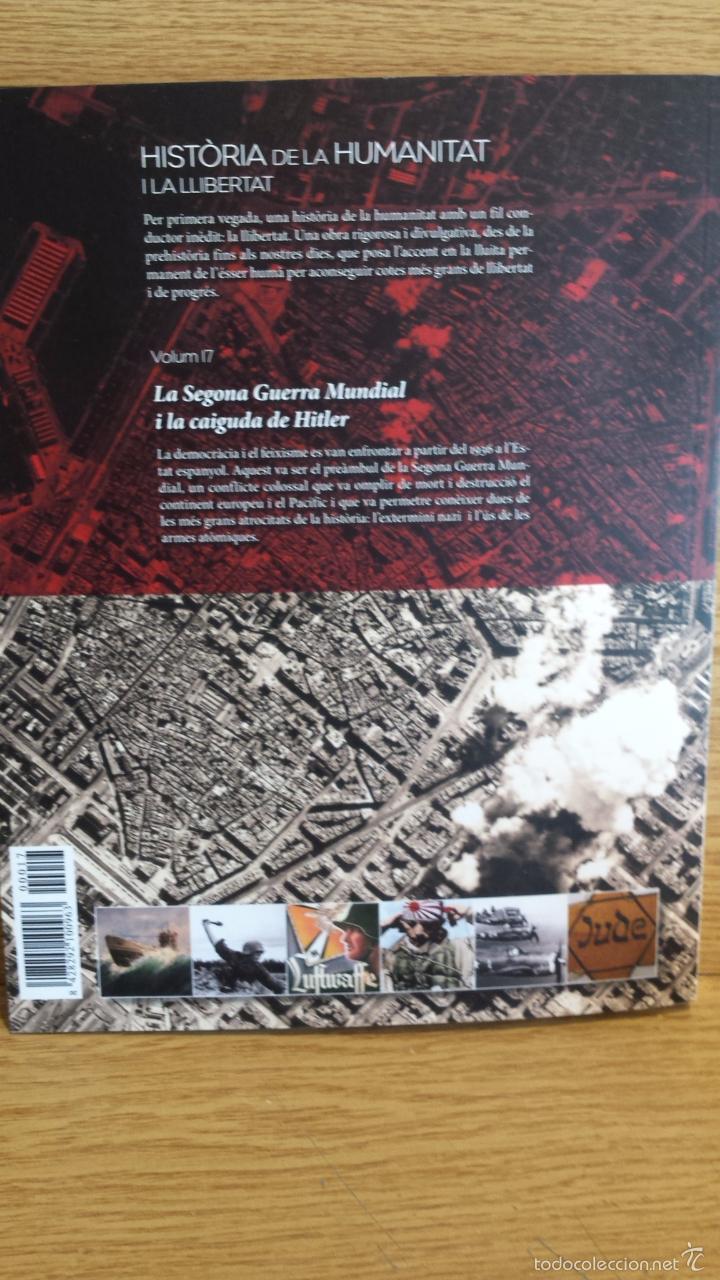 Libros: SÀPIENS. HISTÒRIA DE LA HUMANITAT I LA LLIBERTAT. VOL 17. / LIBRO NUEVO. - Foto 2 - 55934300